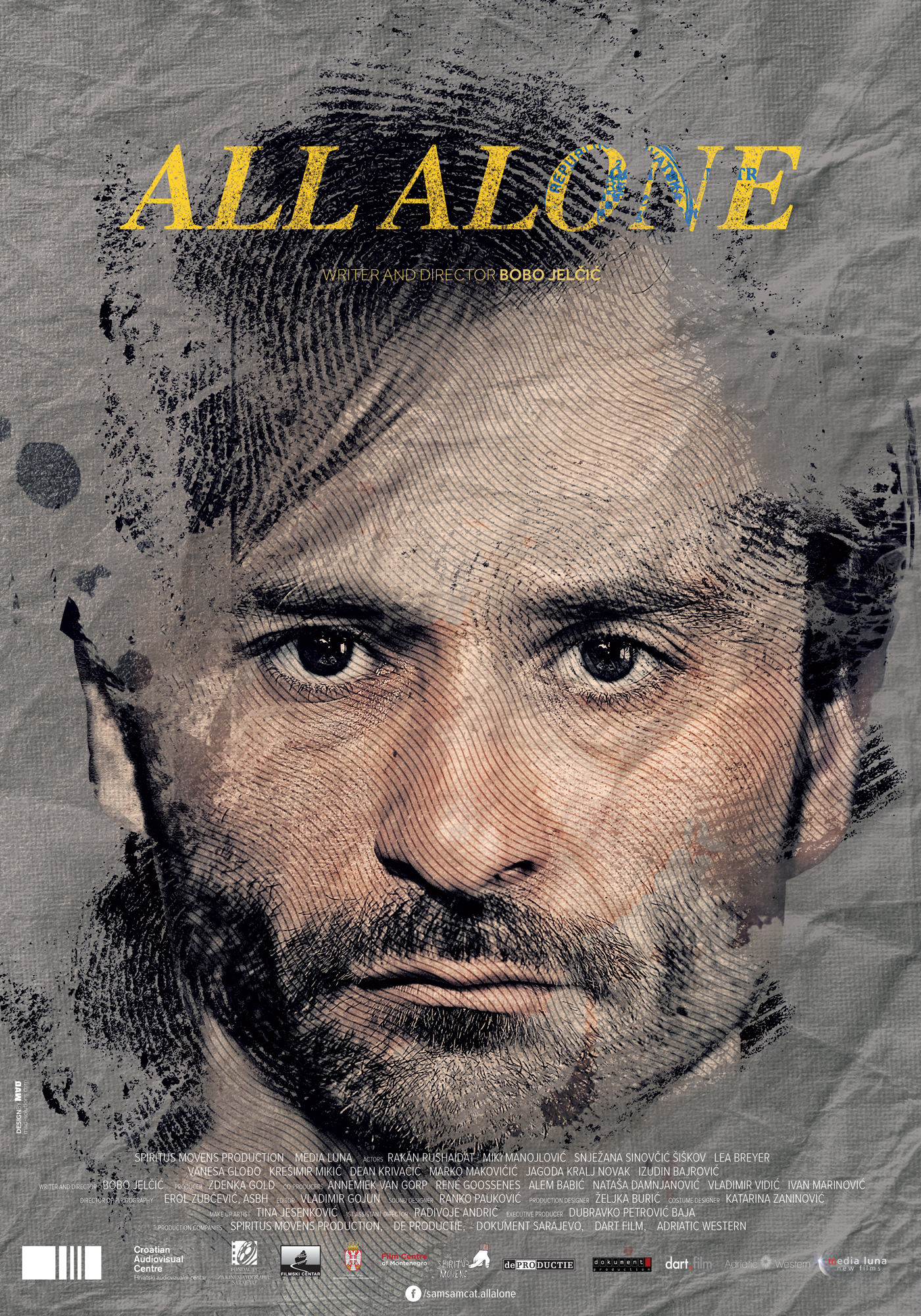 poster All Alone